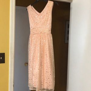 Beautiful Peach Dress